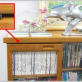 小型防犯カメラに動体検知機能付き基板カメラ