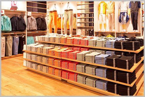 ユニクロで商品券を使って安く服を買う