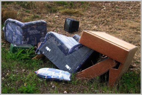粗大ごみの回収は自治体の持ち込みが一番安い