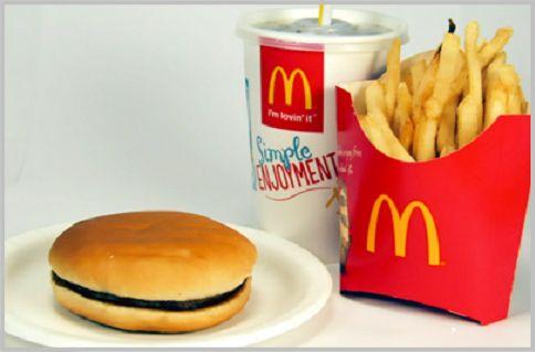 マクドナルドのバイト用語