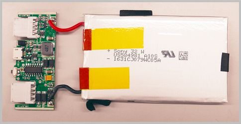 モバイルバッテリーおすすめはイオンポリマー