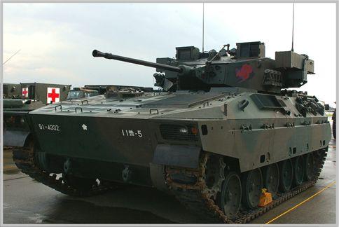 89式装甲戦闘車が災害派遣された理由