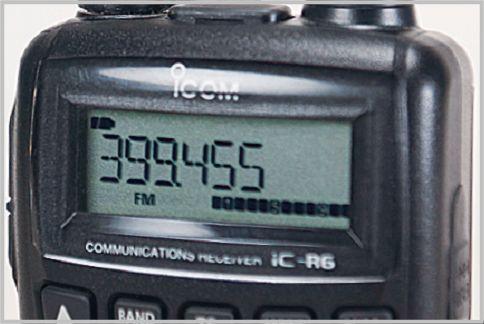 IC-R6のユーザー評価が高い理由は電池の持ち