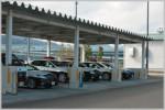 高速のパトカー追尾式取締りは分駐所付近に注意
