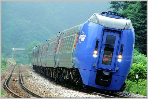 北海道フリーパスなら特急列車全制覇も達成可能