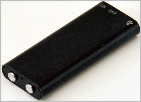 音声録音なら超小型ICレコーダー