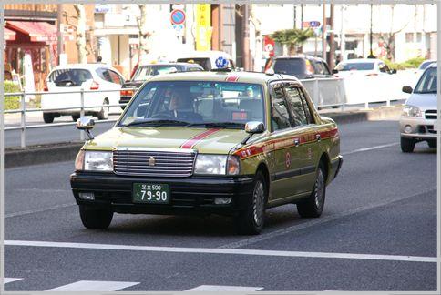 タクシー無線の周波数をスキャンするコツ