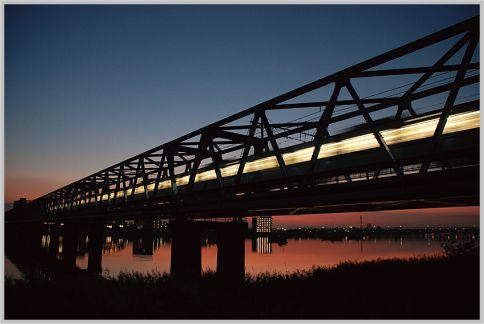 電車の写真の撮り方