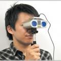 視力回復トレーニングマシンを実際に使ってみた