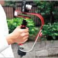 カメラスタビライザーで滑らかな動画撮影を実現