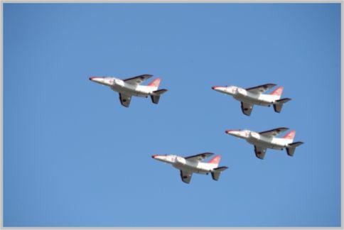 築城基地航空祭はパワフルなフライトが魅力