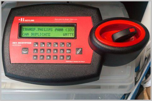 イモビライザーの専用キーは簡単に複製できる!?