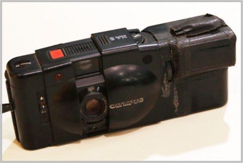 赤外線カメラをデジタルにしたフォトスナイパー