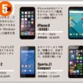 格安SIMにおすすめのスマホ端末はこの5機種!