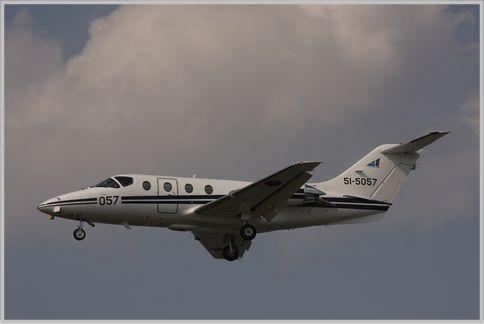 美保基地航空祭はC-1とT-400のフライトに注目