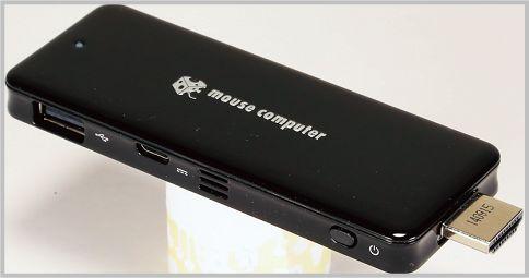 スティック型PCならテレビでネットが楽しめる