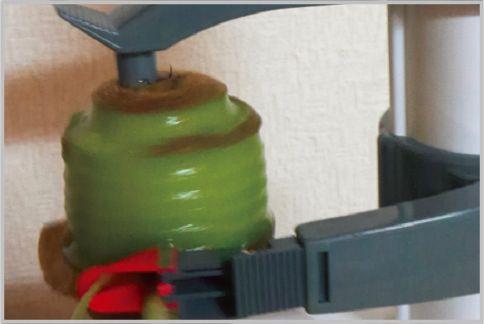 皮むき器イージーピーラーを実際に使った結果
