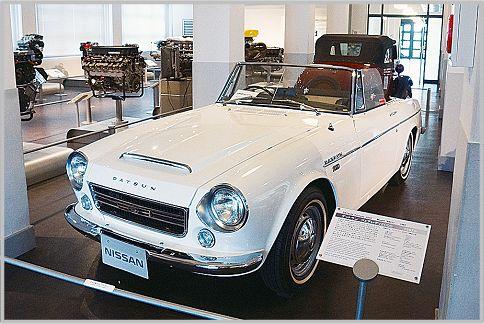 日産エンジン博物館でスカイラインの系譜を堪能