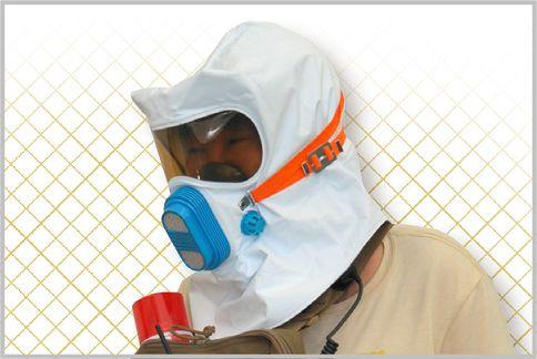 防毒マスクはレスキューグッズとして常備すべし