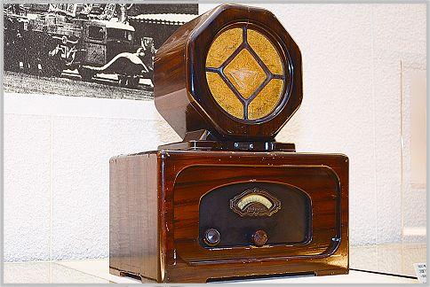 パナソニックのラジオの歴史…松下幸之助歴史館