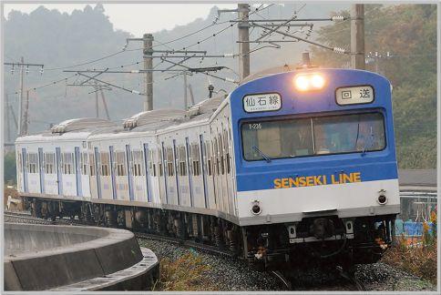 鉄道写真をカーブと直線で撮影するテクニック