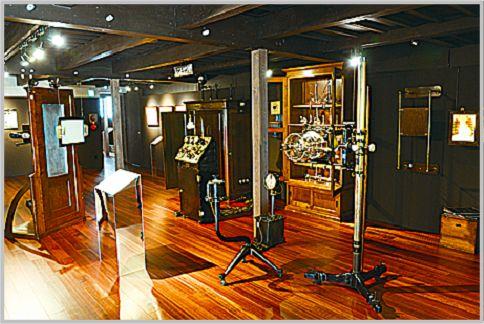 島津製作所の資料館は科学する心が刺激される