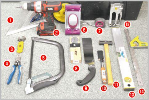 DIY工具のおすすめはプロに聞くのが間違いない