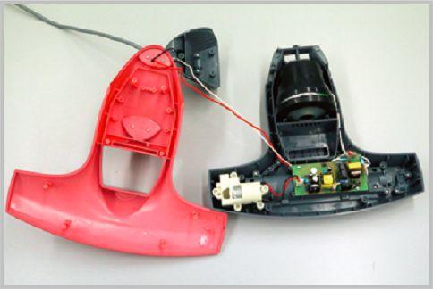 布団掃除機をハンディクリーナーで自作する方法