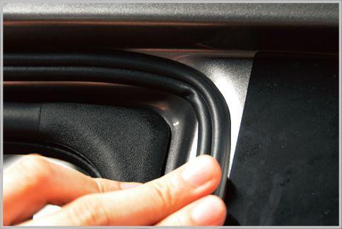 静音計画の風切り音防止テープを上手に貼るコツ