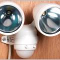 センサーライトを5千円ちょいで設置する方法