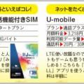 格安SIMおすすめプランで年間6万円以上浮く!