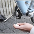 自転車チェーンは速乾性の潤滑剤で超軽くなる