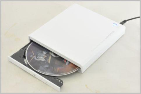 CDレコにDVDミレルのDVD視聴機能が付いた商品