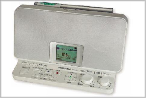 パナソニックのラジオRF-DR100の本音レビュー