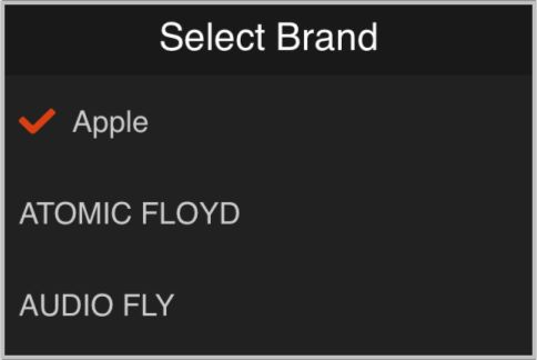 iPhoneミュージックアプリにイコライザー追加