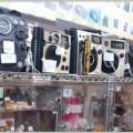 ラジオセンター2Fにはマニアックなお店が並ぶ