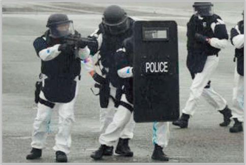 特殊部隊の装備の要!身を守る各種プロテクター