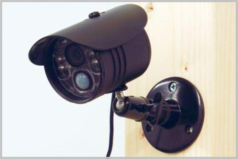 防犯カメラの無線式は近距離の証拠撮りが得意