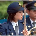 警察音楽隊は当直明けに派遣演奏することもある