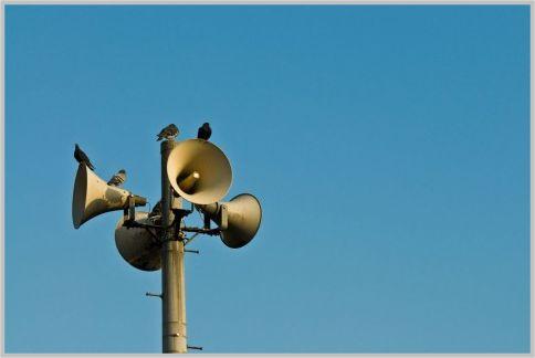 防災無線の夕方チャイムは直接受信するのが安心