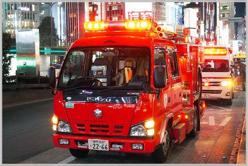 消防無線はアナログ波の署活系でデジタルを聞く