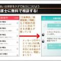 弁護士の無料相談がLINE感覚でできるアプリ