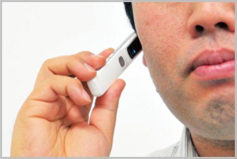 スマホの録音もできるスティック型通話ツール