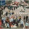 日本でテロ事件が起きたら繁華街には近づかない