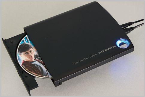 CDレコを使ってDVDをスマホ・タブレットで見る