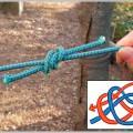 漁師結びは命綱としても使えるロープの結び方