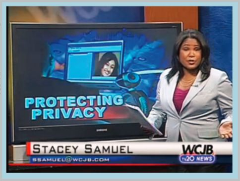 Webカメラが乗っ取られてプライバシーが漏れる