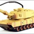 カメラ付きラジコン戦車をスマホで遠隔操作する
