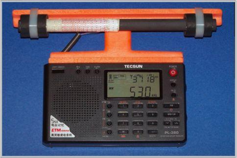 AMラジオの遠距離受信をアイデア勝負で楽しむ