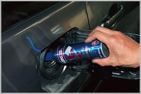 ガソリン添加剤で燃費向上しても費用が合わない